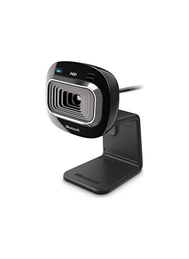 Microsoft Microsoft Lifecam HD-3000 720P Webcam T4H-00004 Siyah